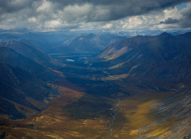 First images! 10 days in the Yukon's pristine, awe inspiring Peel Watershed.